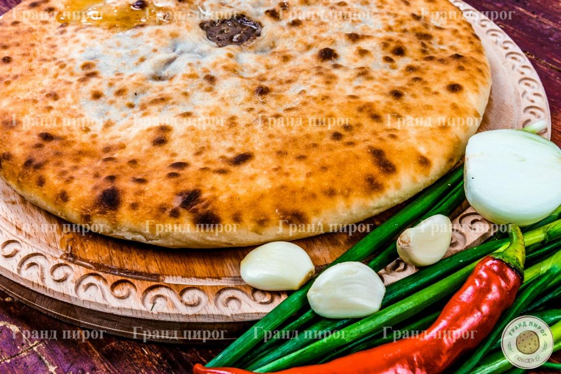 осетинские пироги рецепт с сыром на кефире